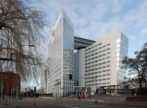 The ICC in The Hague (c) Bert von Damme on Flickr