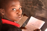 The crisis in the CAR makes clear: education instead of fighting is the way forward. (c) DFID