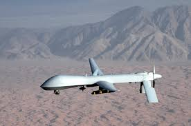Drones look harmless but have a devastating effect. (c) Wikipedia