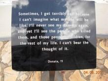 Account of a genocide survivor