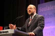 Martin Schulz from the Social Democrats (S&D) (c) Wikipedia