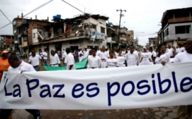 Will peace be possible for Colombia? (c) suregion.com.co