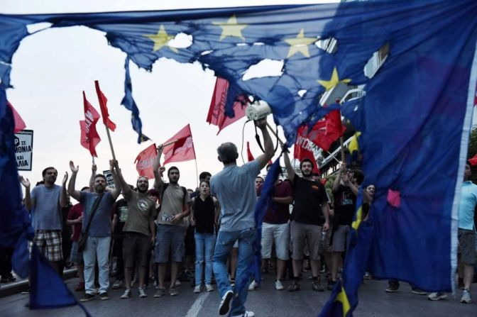 Gloomy times ahead, but hope dies last: Greece's way forward after the referendum